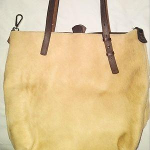 Alfred Stadler - Cowhide Handbag